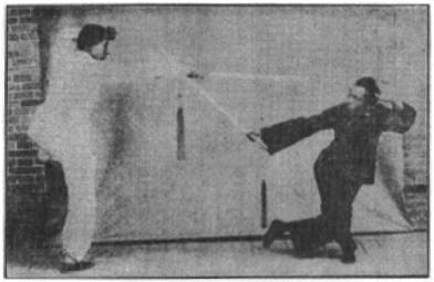 《昆吾劍譜》 李凌霄 (1935) - technique 7