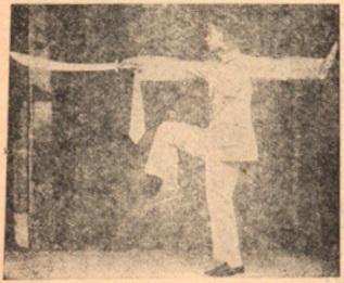 《內家拳太極功玄玄刀》 吳圖南 (1934) - photo 30