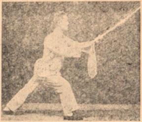 《內家拳太極功玄玄刀》 吳圖南 (1934) - photo 84