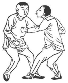 《形意拳學》 孫祿堂 (1915) - drawing 6