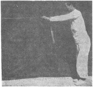 《太極劍》 尹千合 (1958) - posture 38