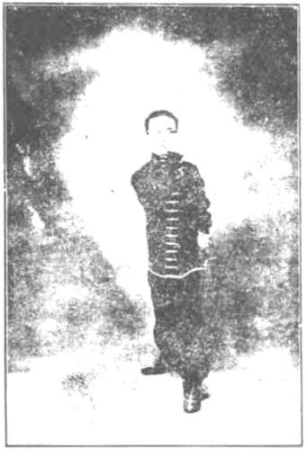朱霞天《少林護山子門羅漢拳圖影》(1930) - photo 10