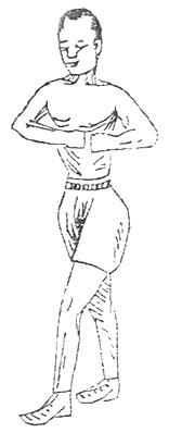 許禹生《羅漢行功法》(1924) - drawing 55