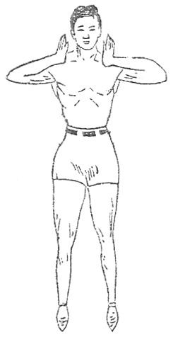 許禹生《羅漢行功法》(1924) - drawing 7