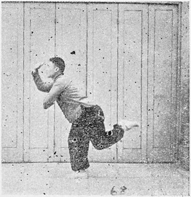 黃漢勛《羅漢功》(1958) - photo 68